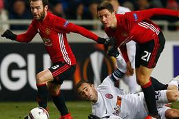Manchester United Ukrayna'da istediğini aldı