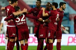 Trabzonspor'da kaç oyuncu döndü?