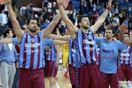 Trabzon formalite maçında kazandı!