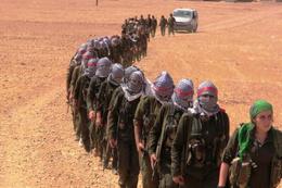Suriye'de kritik gelişme! YPG Türkiye'ye...