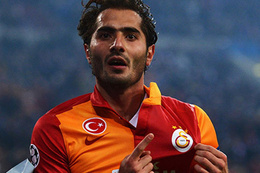 Galatasaray'da Hamit Altıntop isyanı