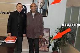 CHP'de bir Atatürk skandalı daha