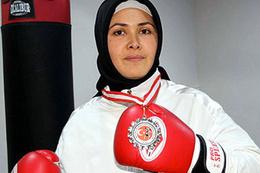 Ev kadını Melek Şahin Türkiye ikincisi oldu!