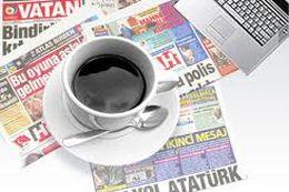 Gazete manşetleri 13 Şubat 2016
