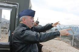 Hava Kuvvetleri Komutanı Suriye sınırında!