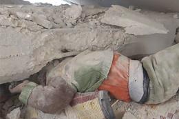 AB'den Halep hava saldırılarına kınama