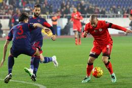 Galatasaray Mersin İdman Yurdu maçının sonucu ve golleri