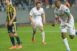 Antalyaspor Fenerbahçe maçında gol yağmuru yaşandı
