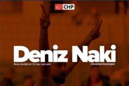 CHP'ye Öcalan posteri pek bi yakışır!