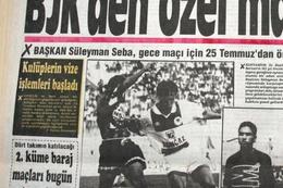 Beşiktaş'ın Konyaspor'a 22 yıllık borcu