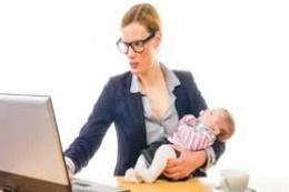 Çalışan kadınlara işsizlik fonundan annelik desteği...