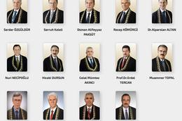 Hangi Cumhurbaşkanı hangi AYM üyesini atadı listeye bakın!