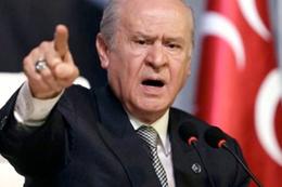 Bahçeli'den Davutoğlu'na flaş HDP çağrısı