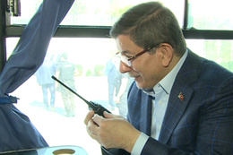 Davutoğlu polis gününü kutladı