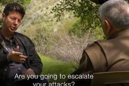 BBC'nin olay PKK röportajı Davutoğlu'nu çok kızdırdı