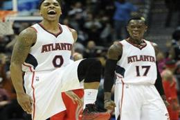 Boston Celtics'i yenen Atlanta Hawks tur atladı