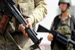İzmir'den acı haber! 1 asker şehit!