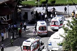 Gaziantep canlı bombacısının kimliği belli oldu! Babası gözaltında