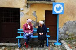 Sosyal medya bir köy olsaydı