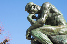 KPSS sorusu: Düşünen adam heykeli kimin?