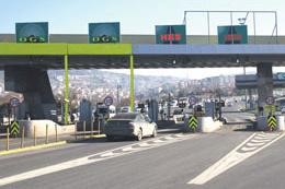 Köprü ve otoyollar 4 ayda para bastı!