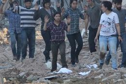 Nusaybin'de 22 terörist teslim oldu