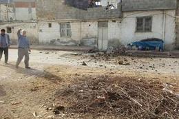 Suriye'den Gaziantep'e 2 roket atıldı
