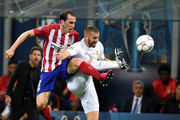 Real Madrid Atletico Madrid maçı sonucu ve özeti