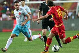 Türkiye Karadağ maçının sonucu! Golü kim attı?
