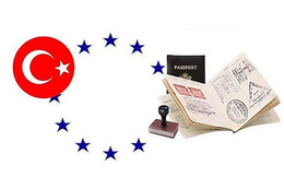 AB Komisyonu Türkiye'ye vize kararını verdi