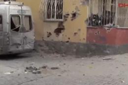 DEAŞ saldırıları Kilis'te hayatı durdurdu