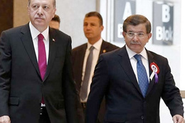 Erdoğan Davutoğlu ile yaptığı görüşmeyi anlattı