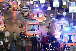 Atatürk havaalanı ölü ve yaralı sayısı ölenlerin kimlikleri