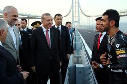 Erdoğan ile Sofuoğlu arasında ilginç diyalog