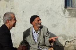 125'inci yaş gününü il emniyet müdürü ile kutladı