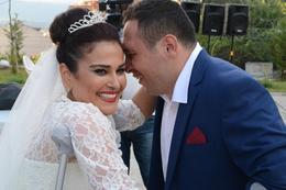 İnternette tanışan engelli çift evlendi!