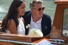 Bastian Schweinsteiger Ana Ivanovic ile evlendi