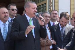 Erdoğan'dan Gülen'e: Utanmaz, saygısız, seviyesiz...