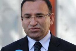 Adalet Bakanı Bekir Bozdağ: Büyük bir alçaklık ve hainlik!
