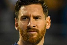 Lionel Messi'nin yeni stili şaşırttı