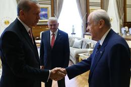 Kılıçdaroğlu ve Bahçeli zirvede ne söyledi?