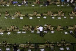 Muhafız Alayı'nda görevli 28 asker serbest!