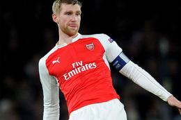 Arsenal'da şok sakatlık