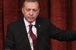 Erdoğan açığa alınanlarla ilgili ilk kez konuştu