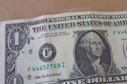 1 dolarlar öyle bir yerden çıktı ki hem de 'F' logolu