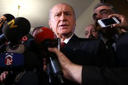 Bahçeli: Erdoğan yanlış olduğunu kabul etmeli!