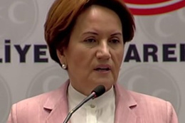 Meral Akşener'den ihraç talebine ilk tepki