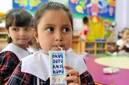 Okul sütü verilecek mi karar belli oldu