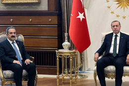 Cumhurbaşkanı Erdoğan'a yeni başdanışman!