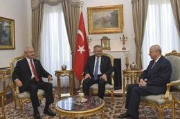 Yıldırım Bahçeli Kılıçdaroğlu görüşmesi ne karar çıktı?
